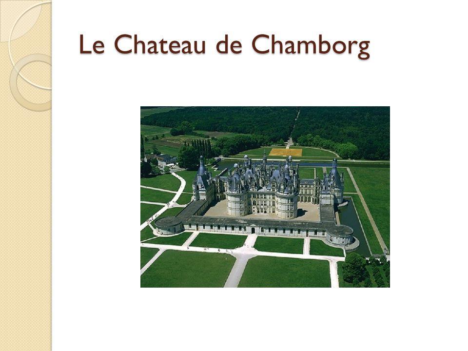 Le Chateau de Chamborg