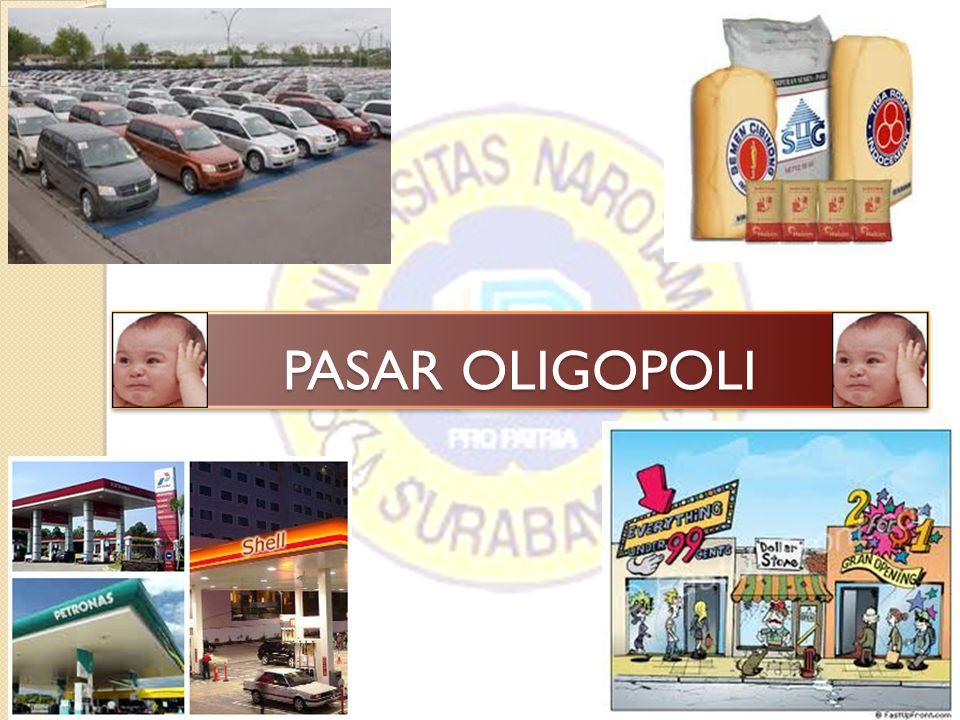 PASAR OLIGOPOLI