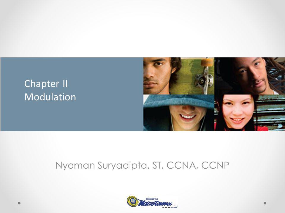 Nyoman Suryadipta, ST, CCNA, CCNP