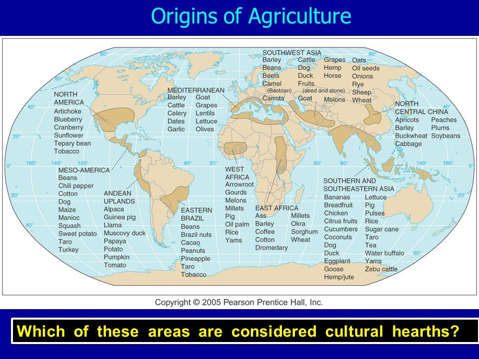 Origins of Agriculture