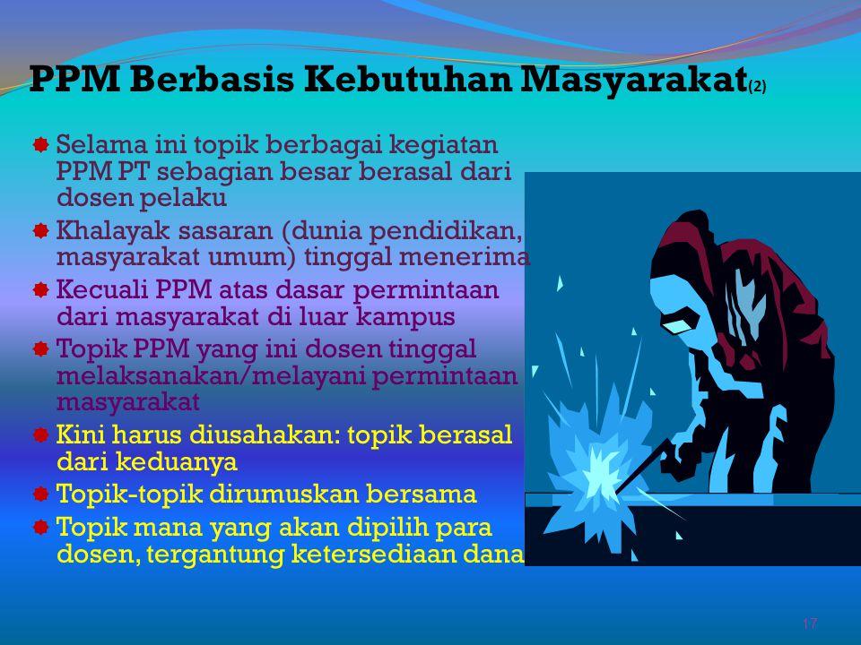 PPM Berbasis Kebutuhan Masyarakat(2)