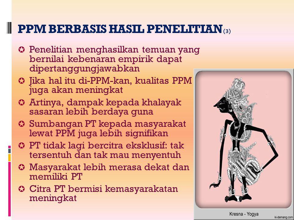 PPM Berbasis Hasil Penelitian(3)