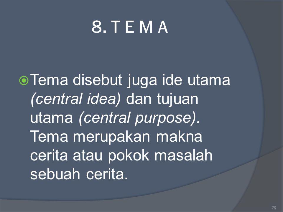 8. T E M A