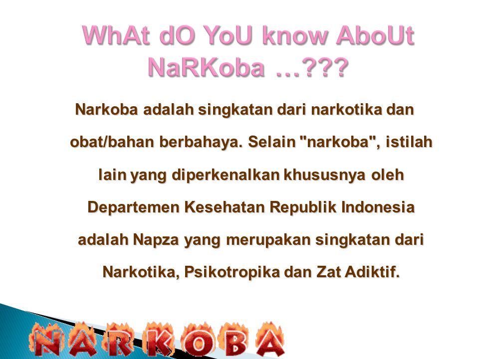 WhAt dO YoU know AboUt NaRKoba …