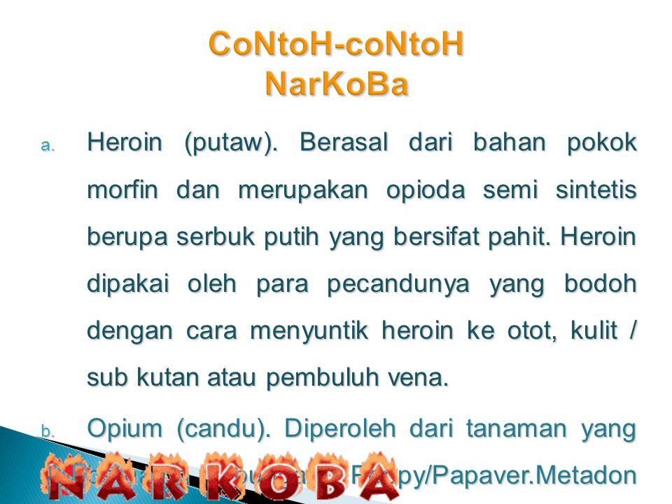 CoNtoH-coNtoH NarKoBa