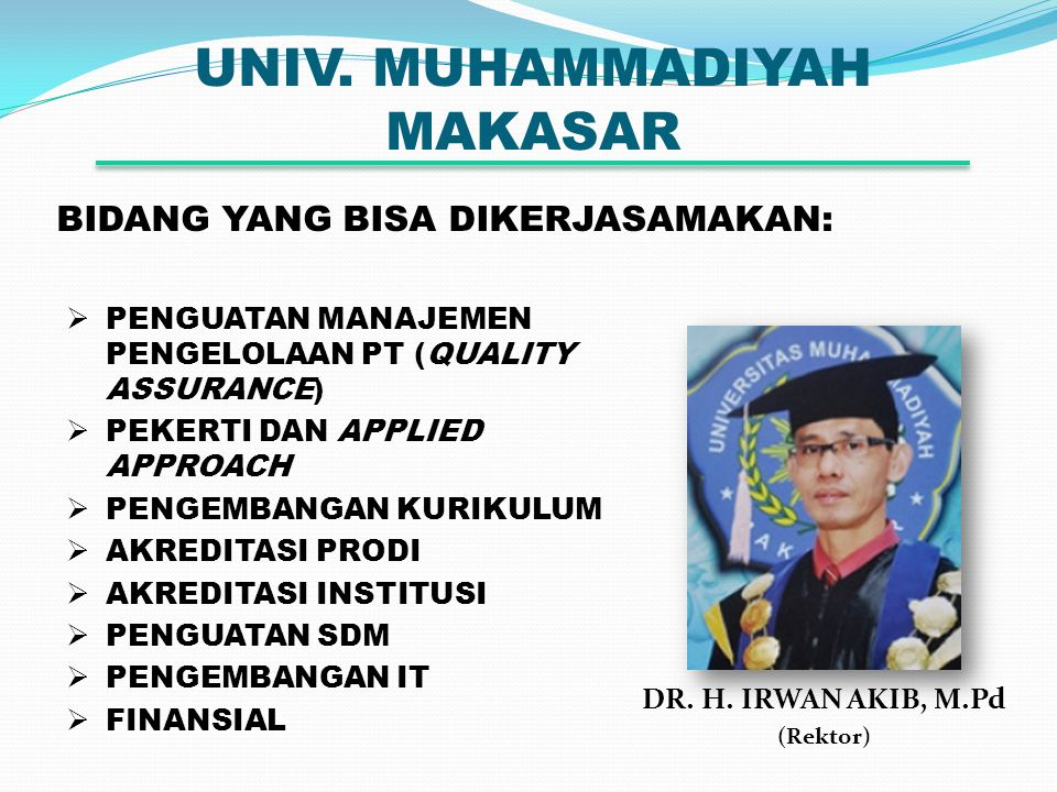 UNIV. MUHAMMADIYAH MAKASAR