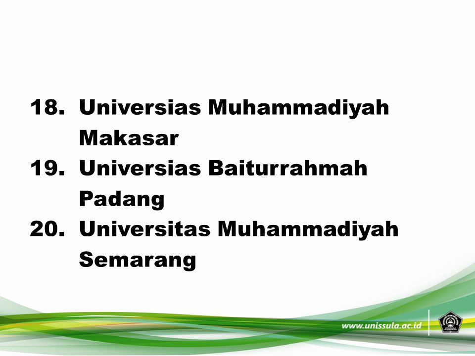 Universias Muhammadiyah