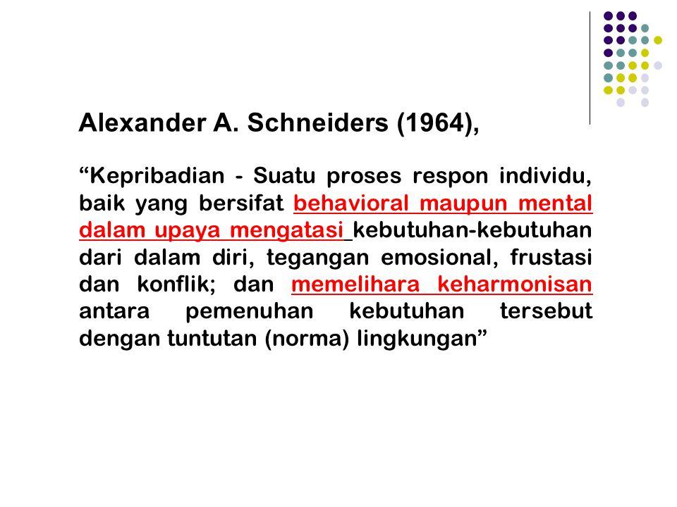 Alexander A. Schneiders (1964),