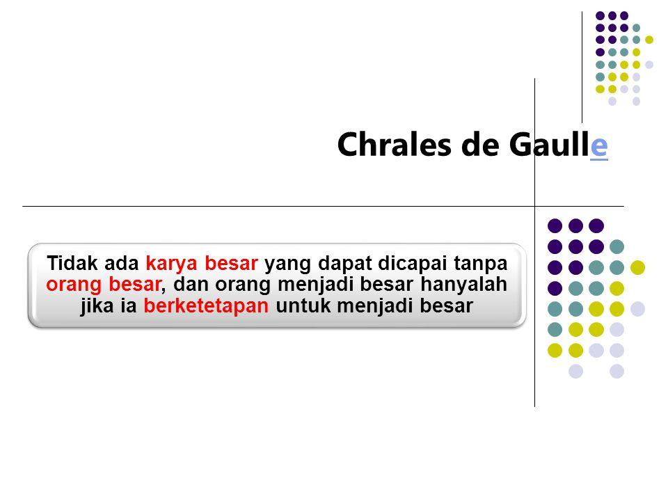 Chrales de Gaulle