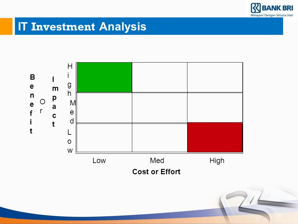 IT Investment Analysis
