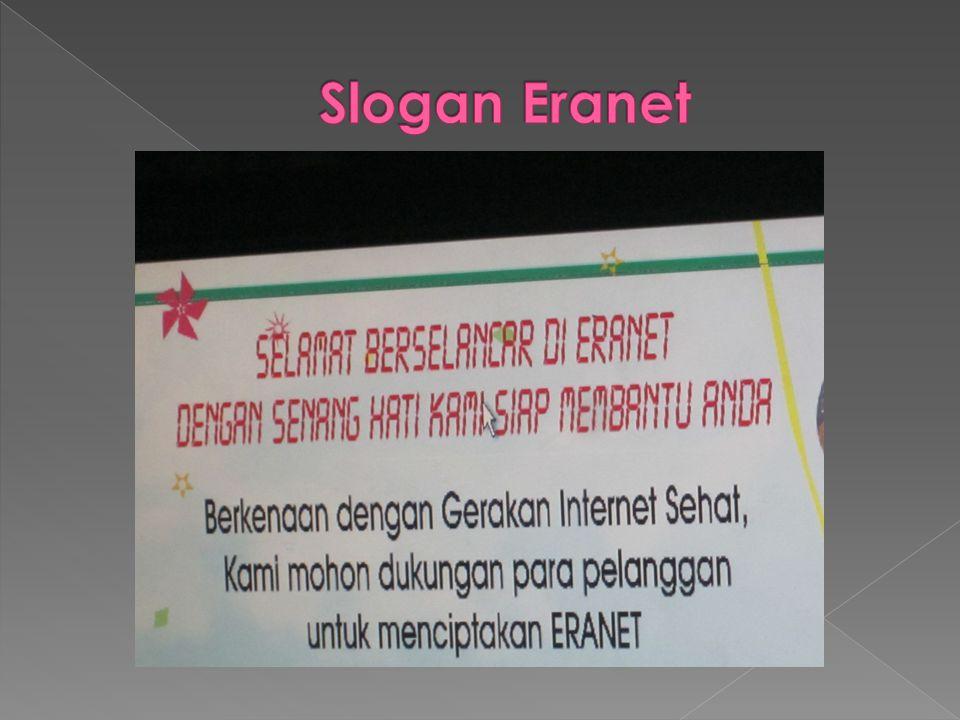 Slogan Eranet