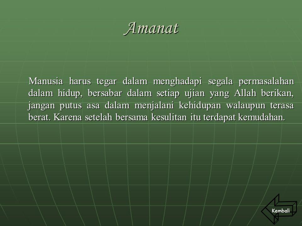 Amanat