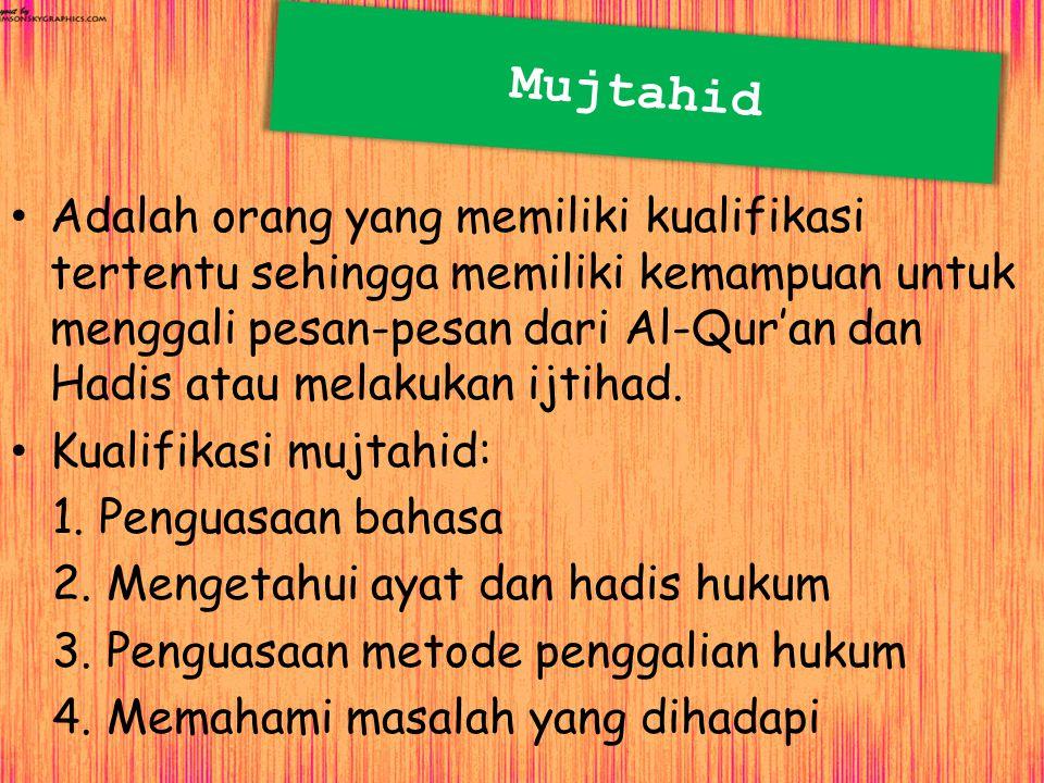 Mujtahid
