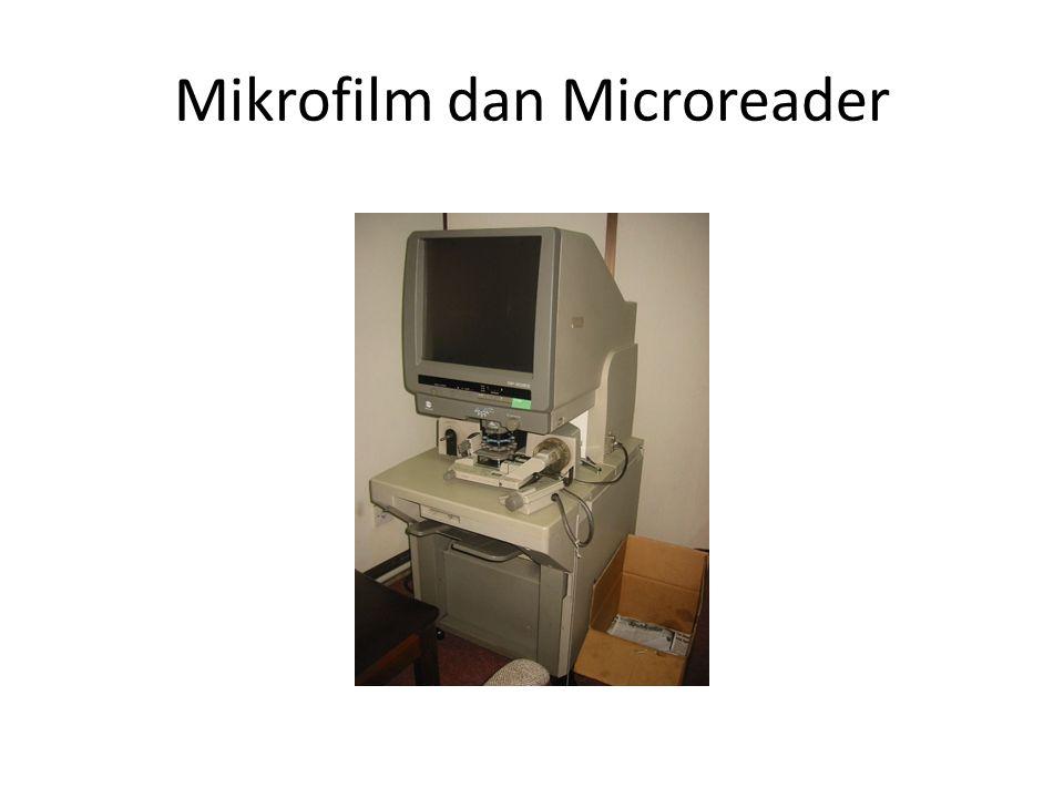 Mikrofilm dan Microreader