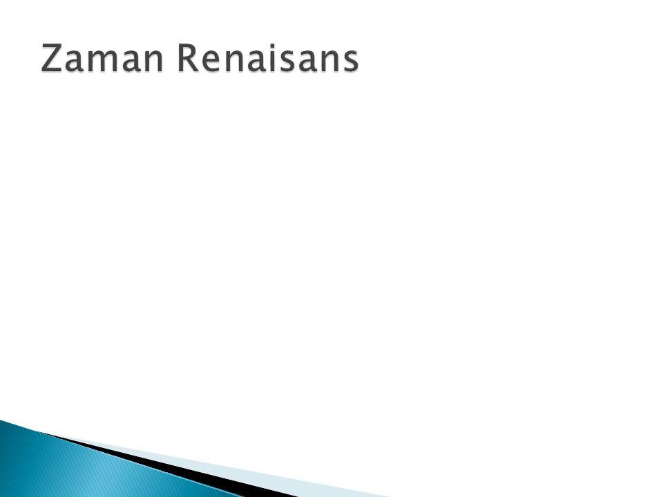 Zaman Renaisans