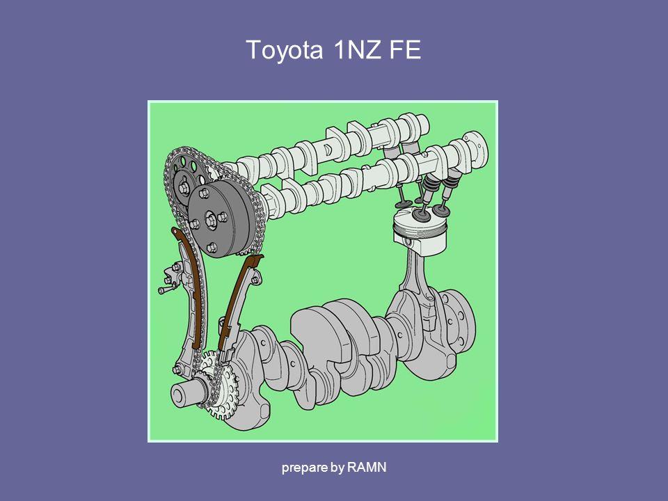 Toyota 1NZ FE prepare by RAMN