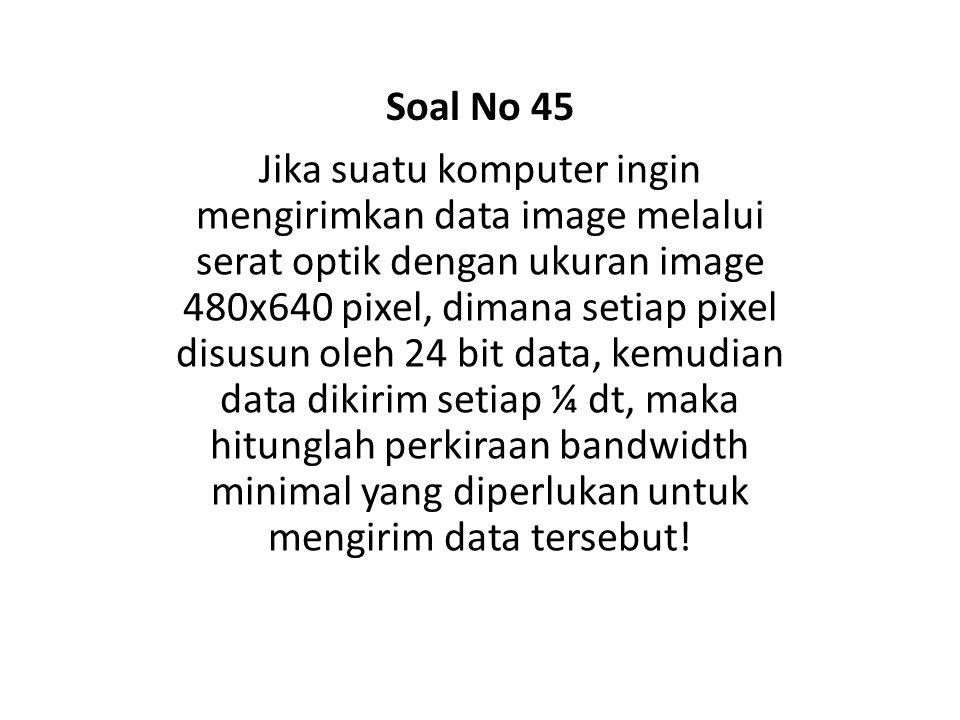 Soal No 45