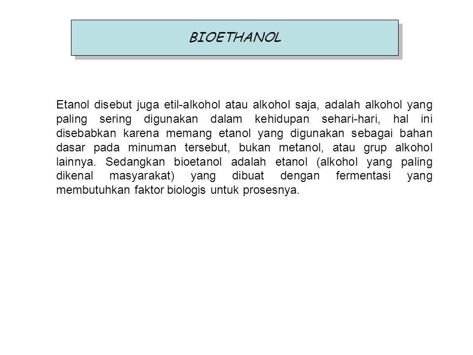 BIOETHANOL