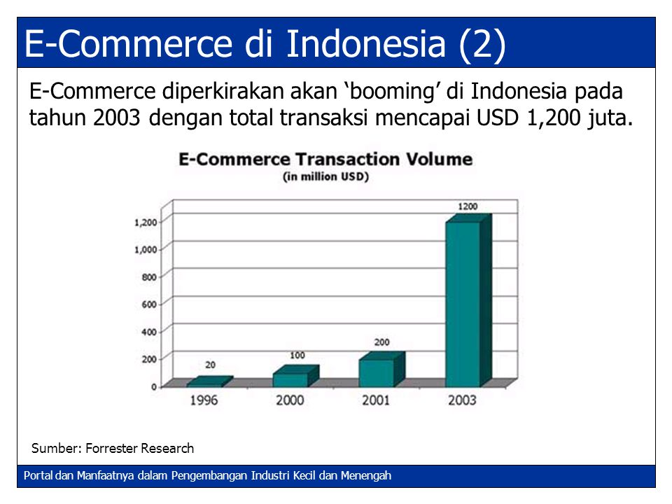 E-Commerce di Indonesia (2)