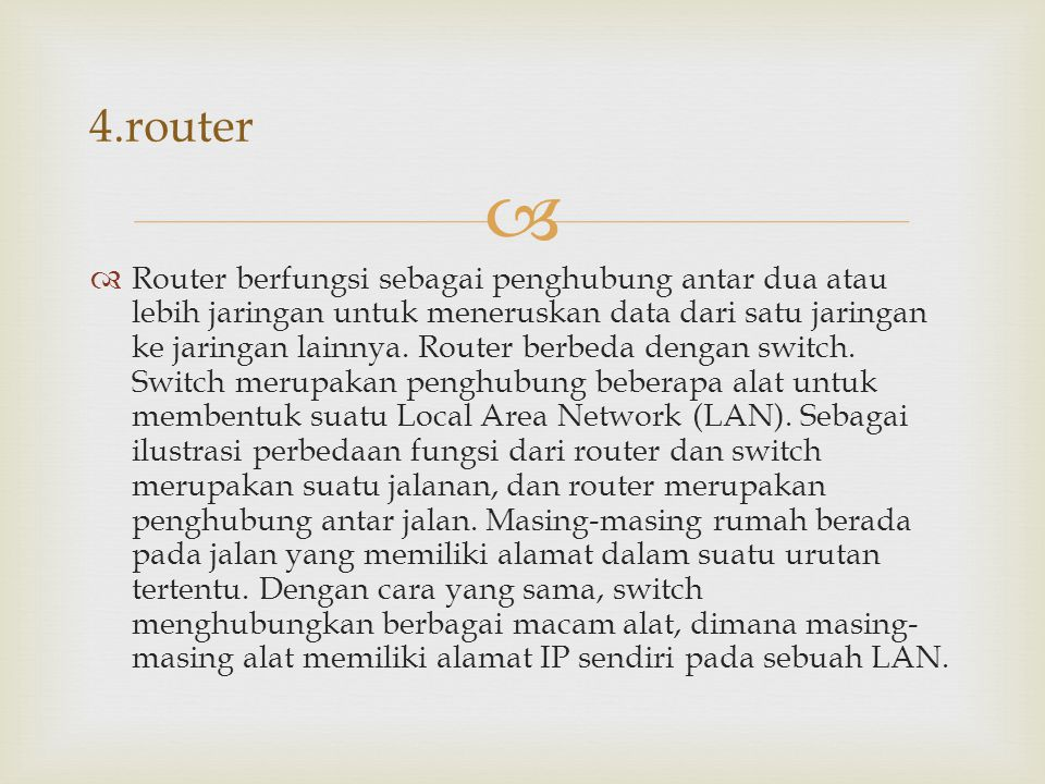 4.router