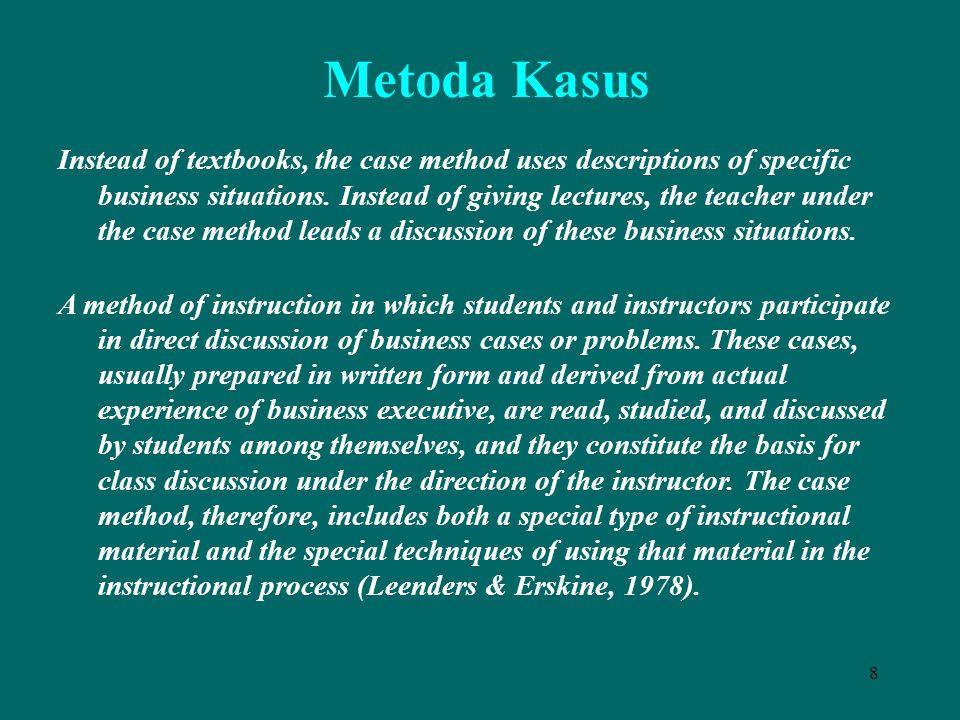 Metoda Kasus