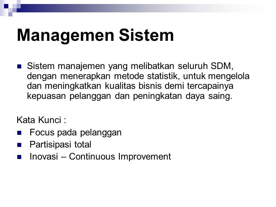 Managemen Sistem