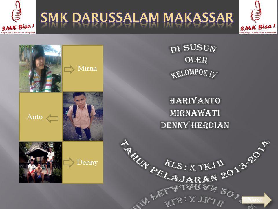 SMK DARUSSALAM MAKASSAR