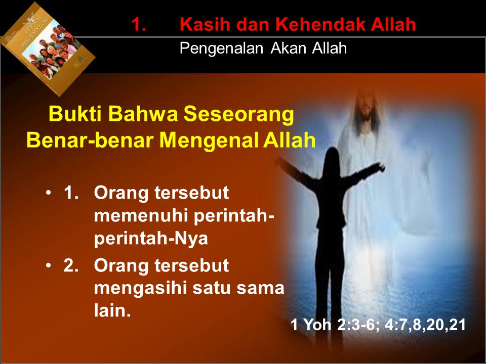 Bukti Bahwa Seseorang Benar-benar Mengenal Allah