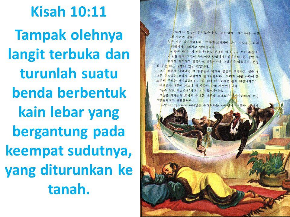Kisah 10:11