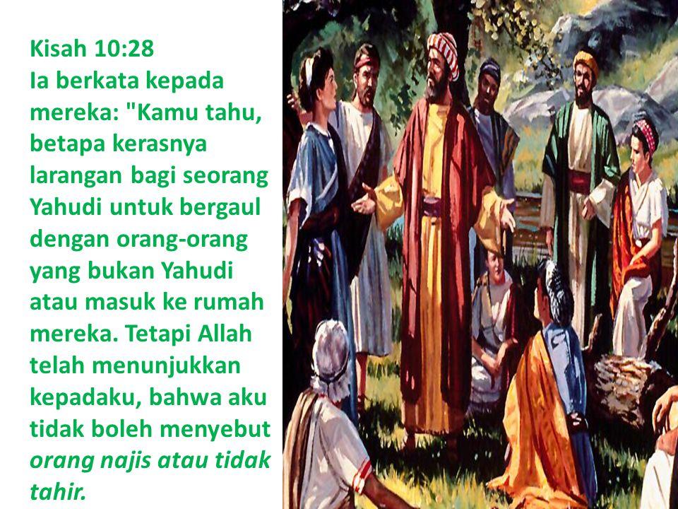 Kisah 10:28