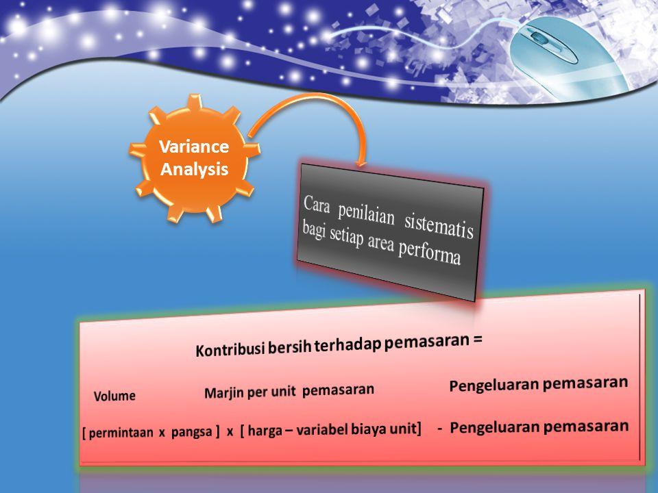 Cara penilaian sistematis bagi setiap area performa