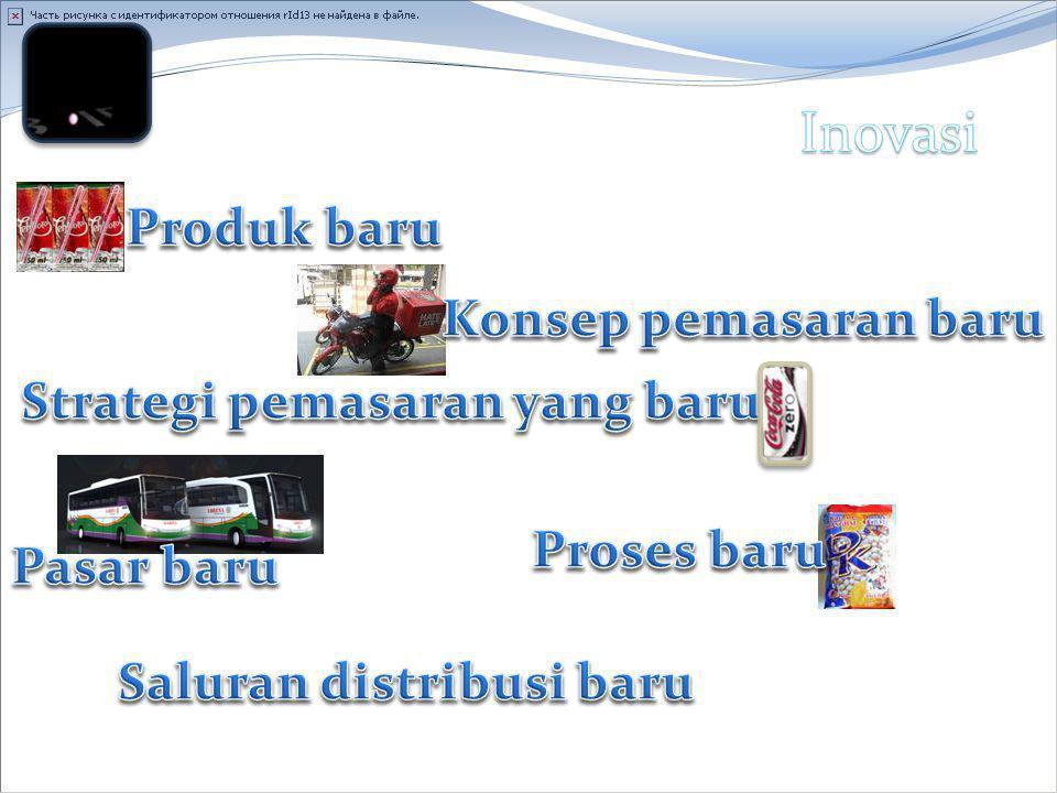 Strategi pemasaran yang baru
