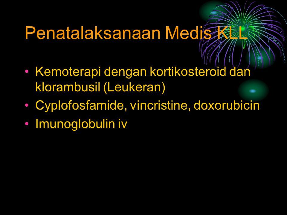 Penatalaksanaan Medis KLL
