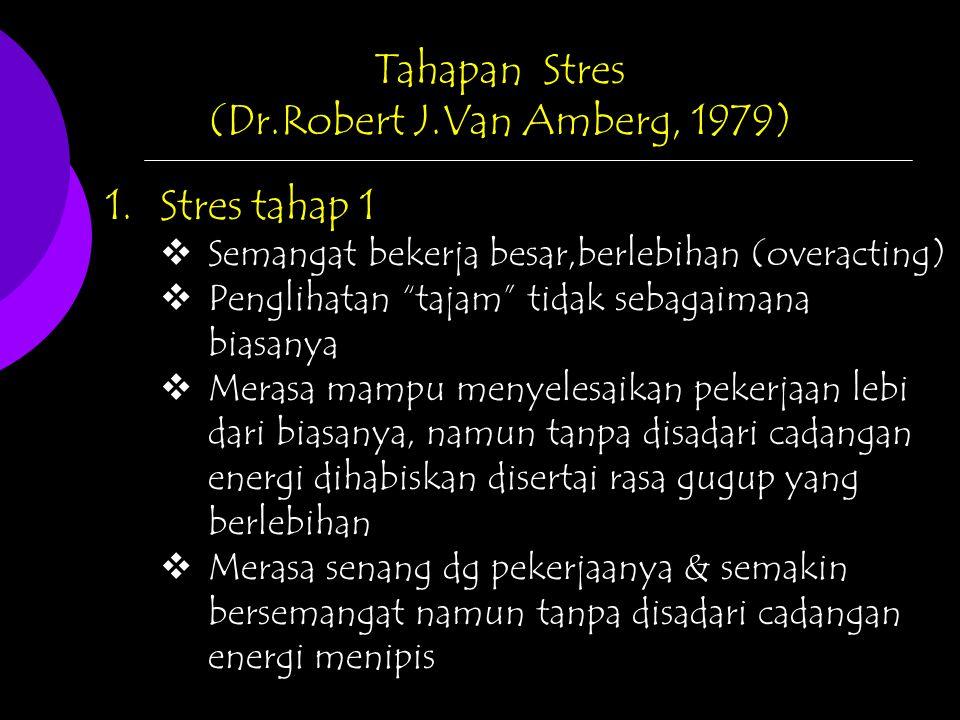 (Dr.Robert J.Van Amberg, 1979)