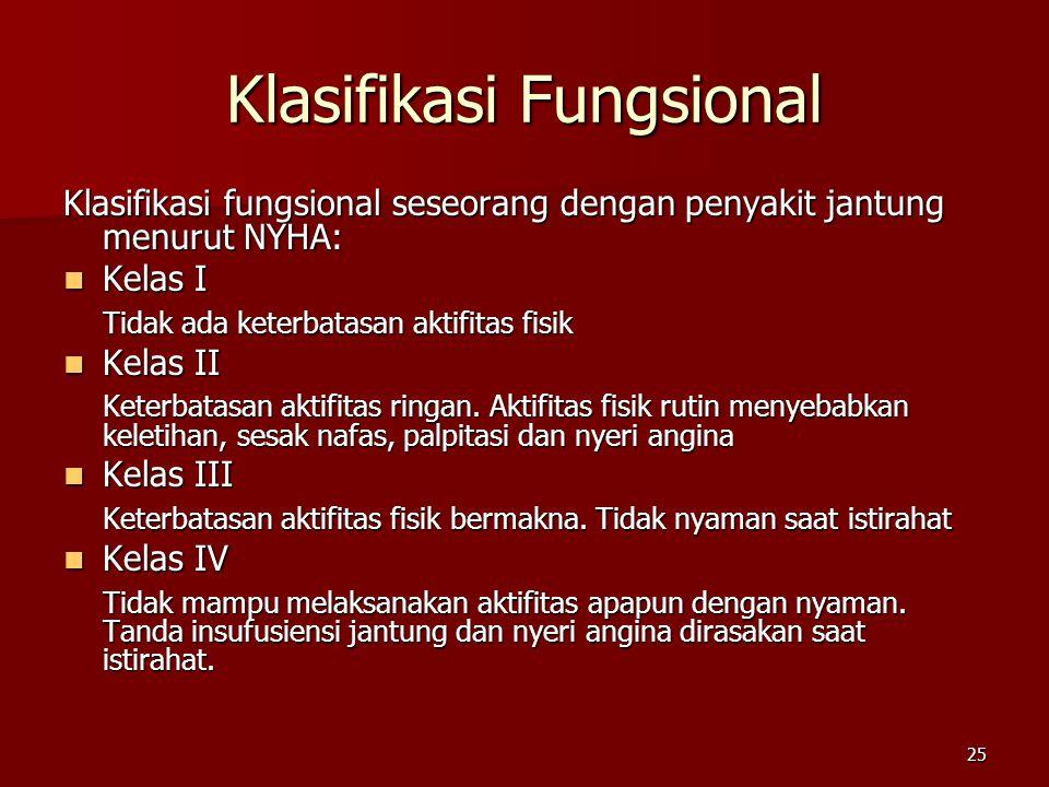 Klasifikasi Fungsional