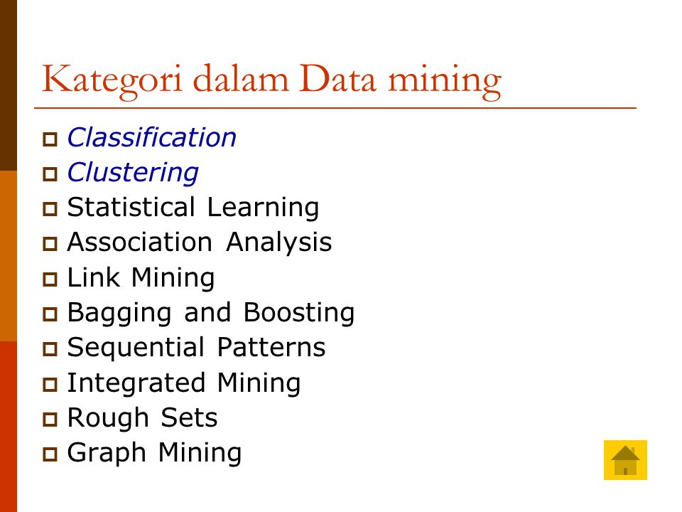 statistical learning and data mining How can the answer be improved.