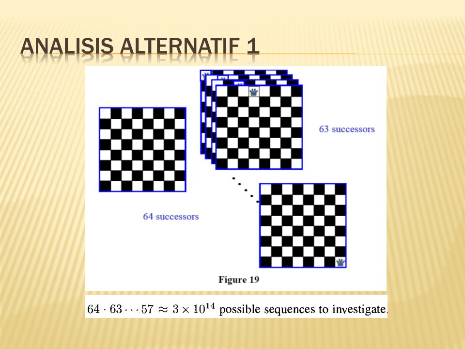 Analisis alternatif 1