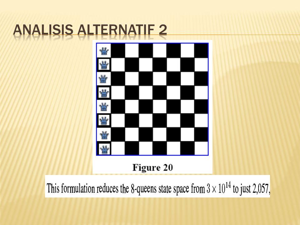 Analisis alternatif 2