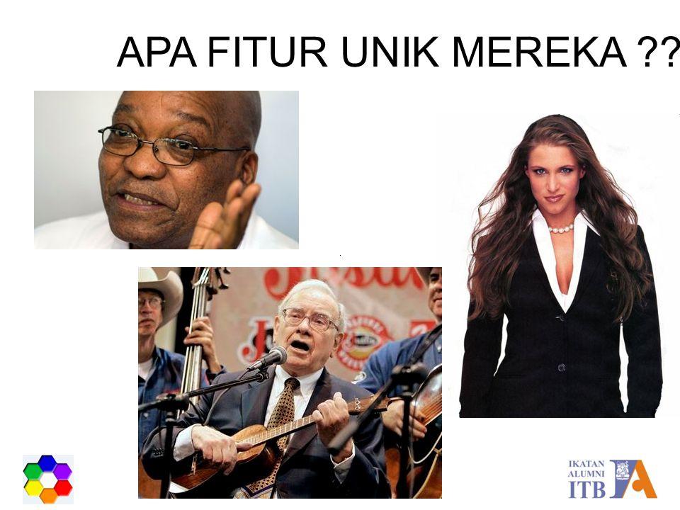 APA FITUR UNIK MEREKA