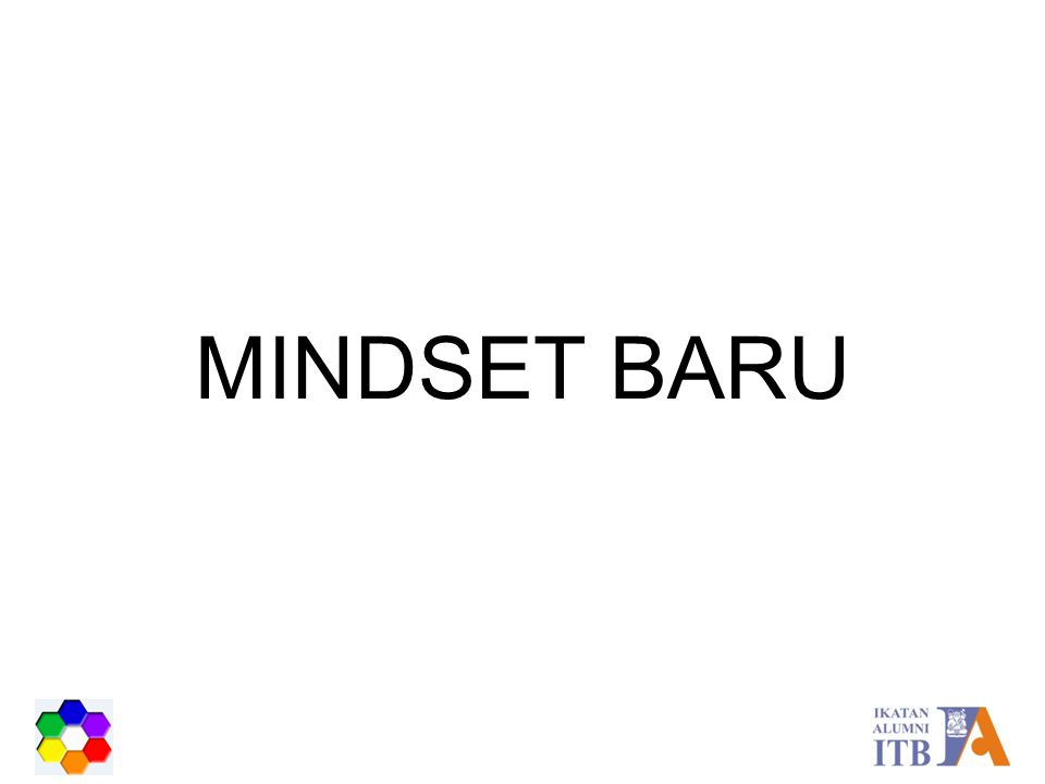 MINDSET BARU