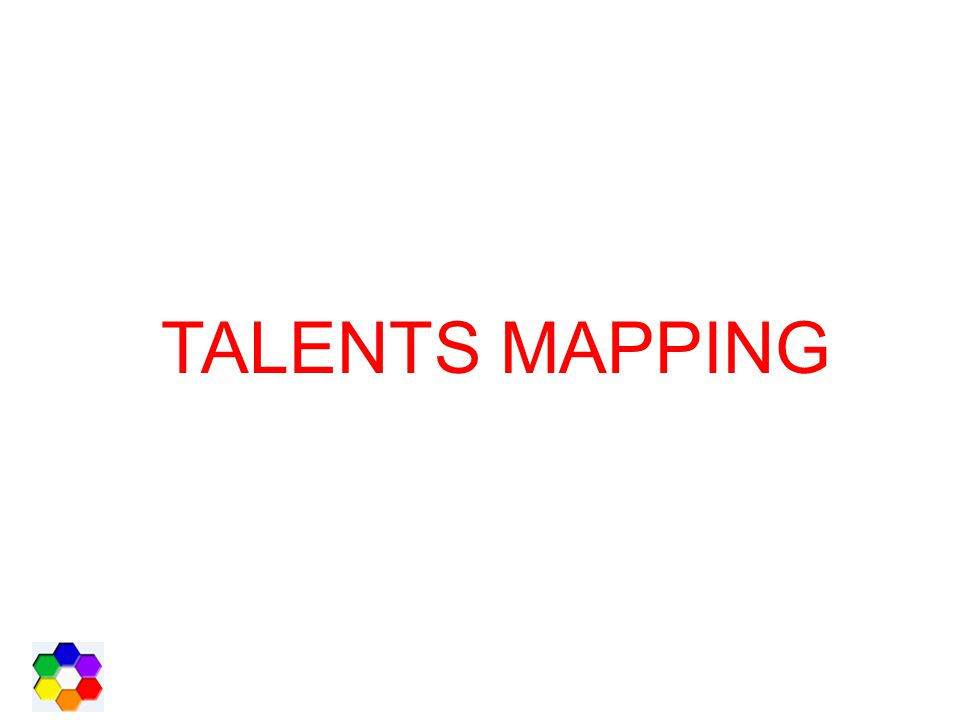 TALENTS MAPPING