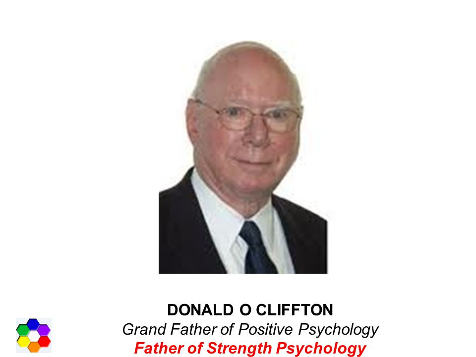 Father of Strength Psychology