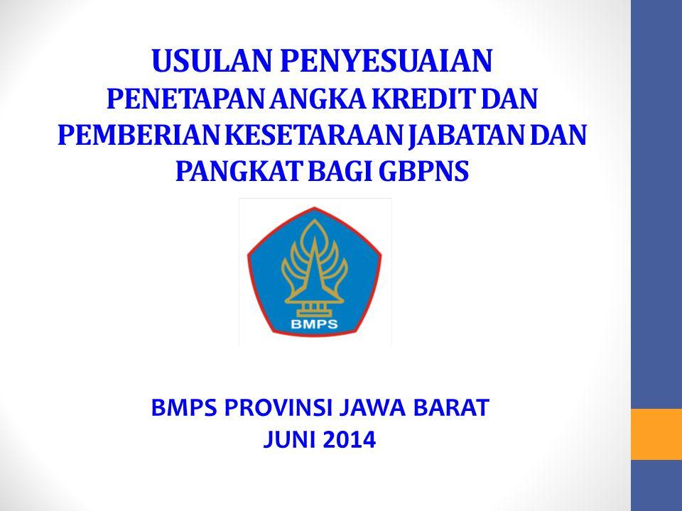 BMPS PROVINSI JAWA BARAT