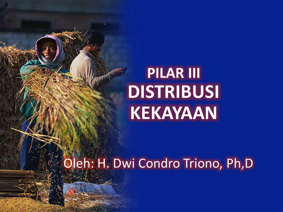 Oleh: H. Dwi Condro Triono, Ph,D
