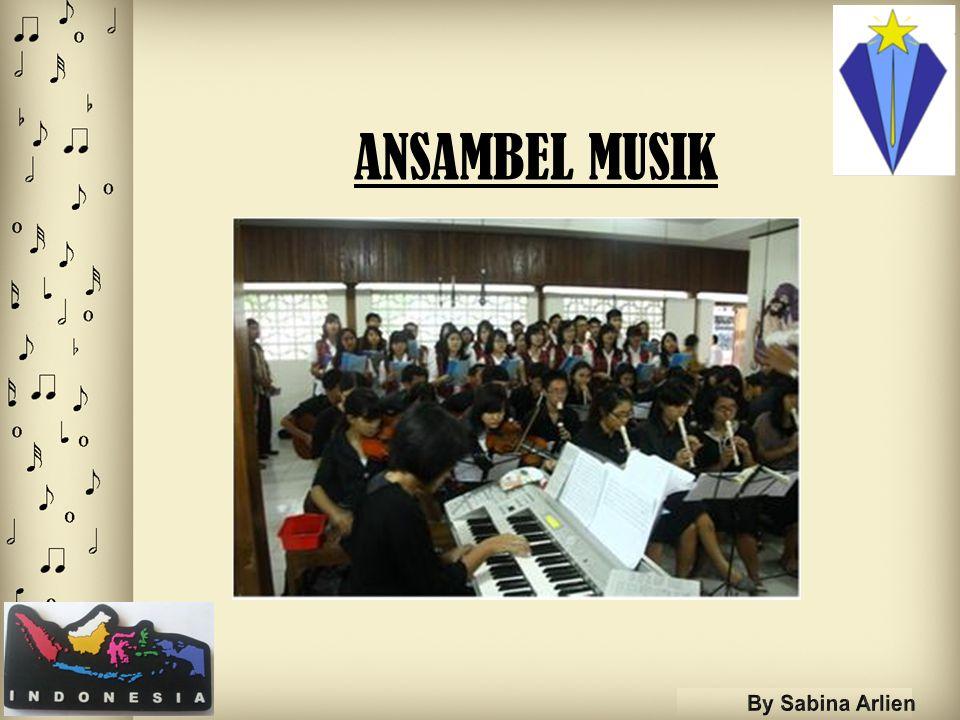 ANSAMBEL MUSIK By Sabina Arlien