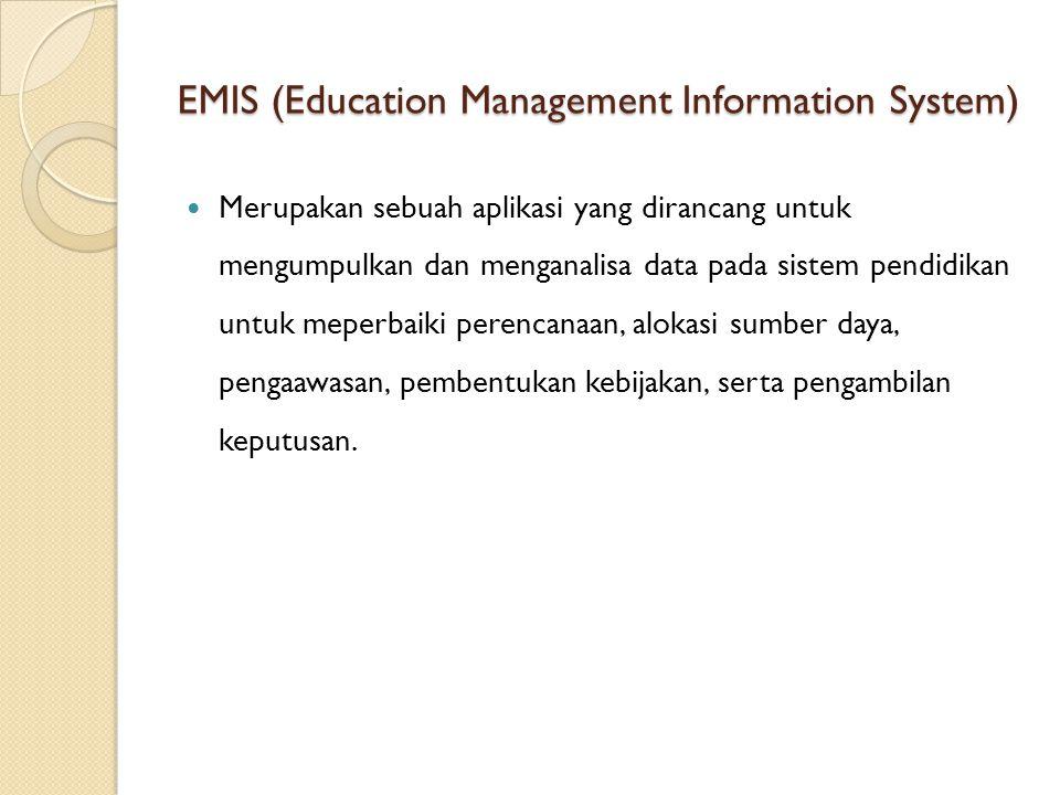 EMIS (Education Management Information System)