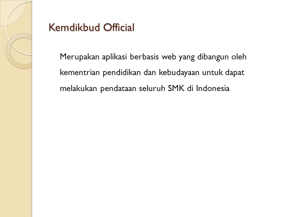 Kemdikbud Official