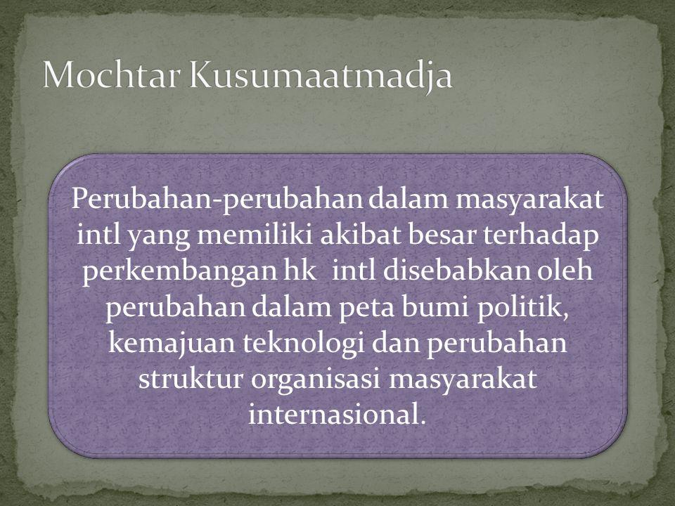 Mochtar Kusumaatmadja