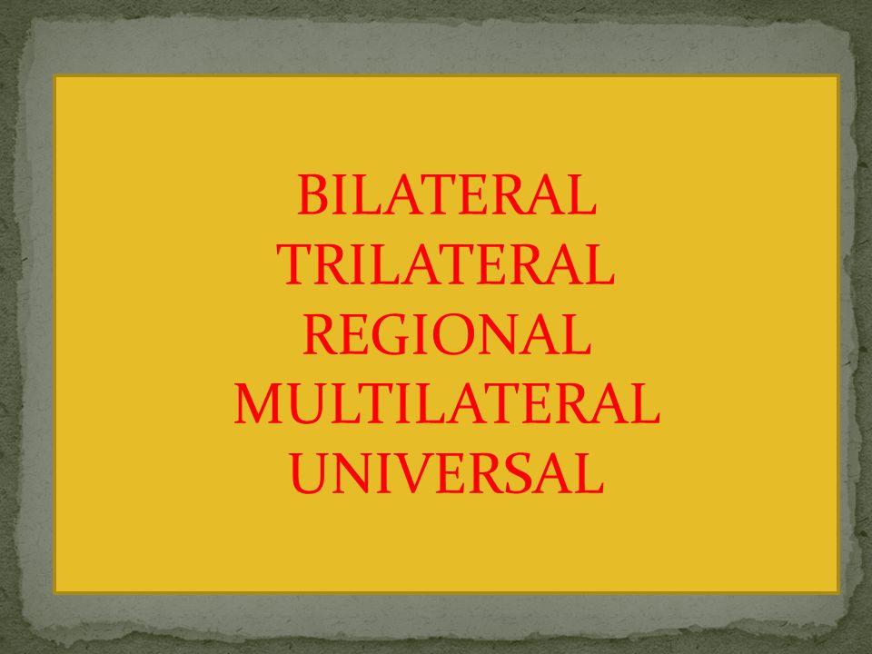 REGIONAL MULTILATERAL