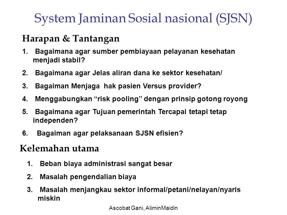 System Jaminan Sosial nasional (SJSN)